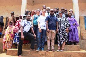 """Rencontre à Jimilimé pour promouvoir le projet """"Mwiri wangu"""""""