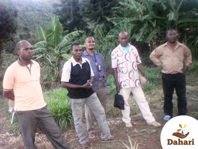 L'action de Dahari dans les visées du commissaire en charge de la production et de l'environnement de l'île autonome d'Anjouan